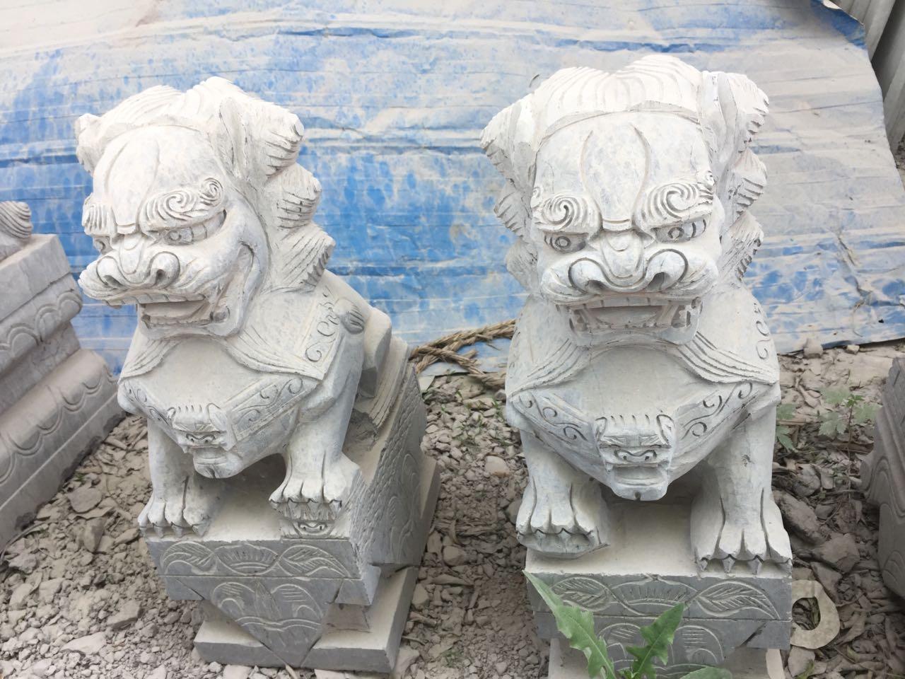 陕西石狮子