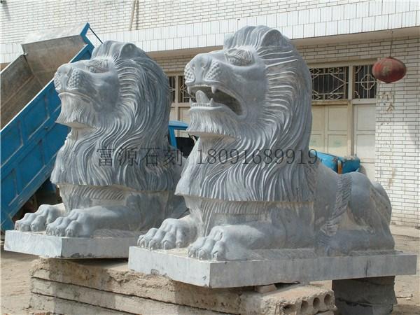 陕西石狮子制作工艺