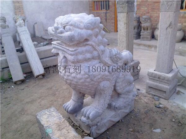 石狮子设计