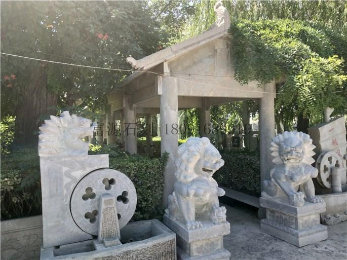 陕西石狮子石雕厂