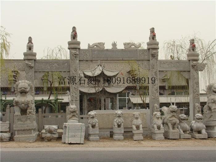 陕西石牌坊的建立有什么意义?